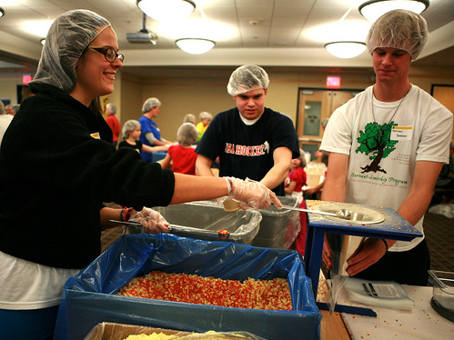 Good Food for All Feb 2011 by Hallie Martin '12 | by Gustavus Adolphus College
