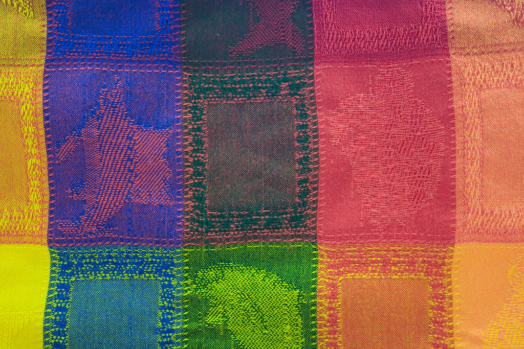 Colorful Mexican blanket | Background colorful textured ... Mexican Blanket Texture