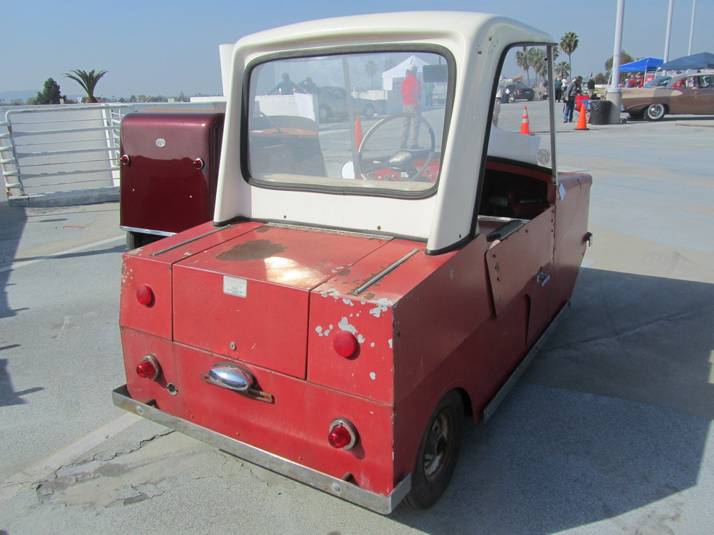 Electric Beach Car