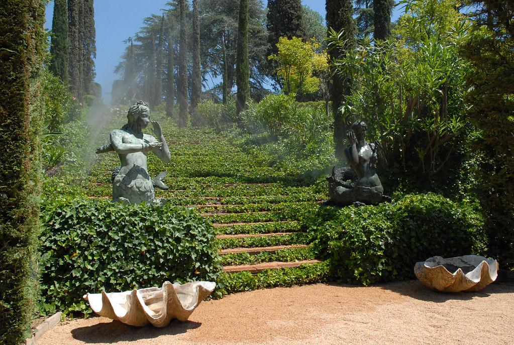 Jardines de Santa Clotilde, Lloret de Mar, Costa Brava  Flickr