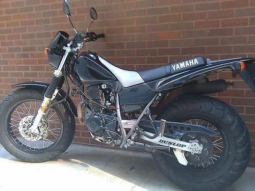 Yamaha Tw200 Modified TW200 | by DC Kevin in...