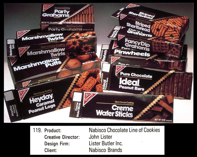 Nabisco Chocolate Cookies Line Up 1982 Still Sporting Flickr Photo Sharing