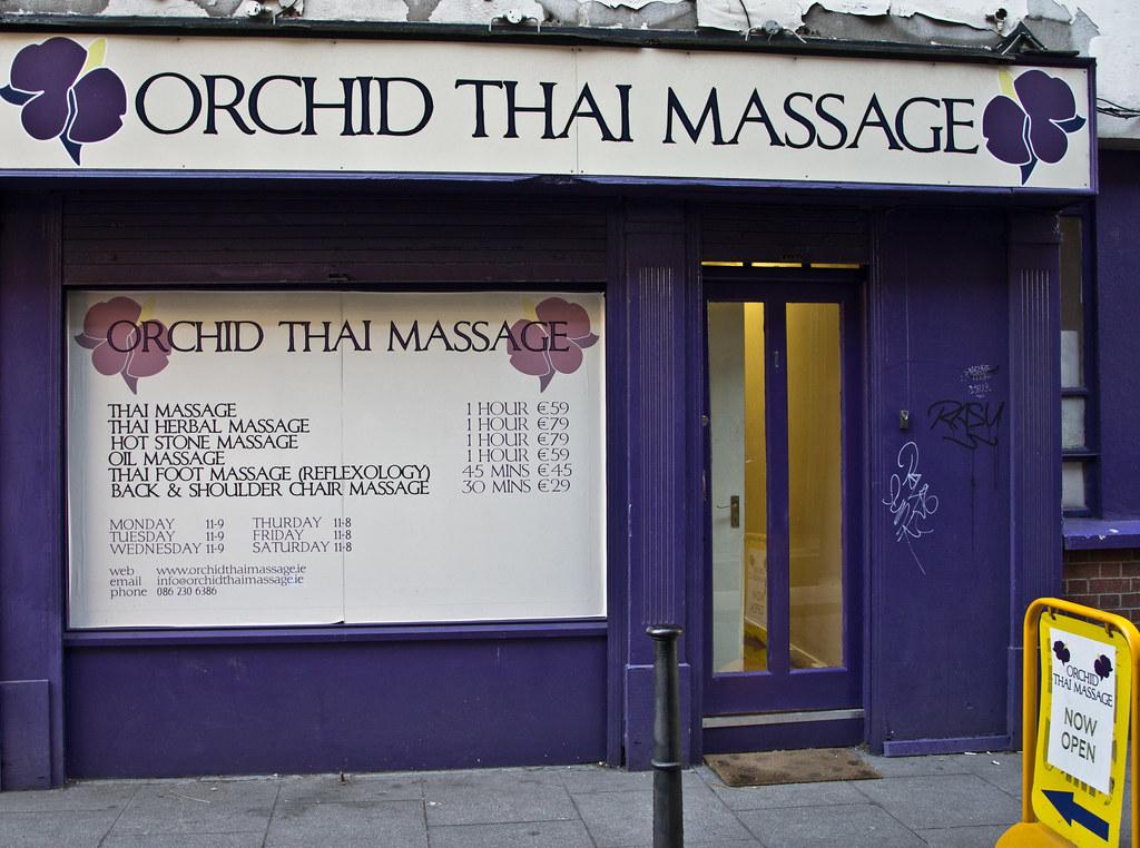 gratis vuxenfilm orchide thaimassage