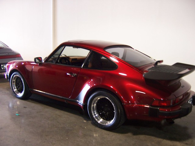 Porsche 911 Turbo Candy Apple Red Flickr Photo Sharing
