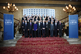 Group photograph from London Conference on Libya | by Foreign and Commonwealth Office