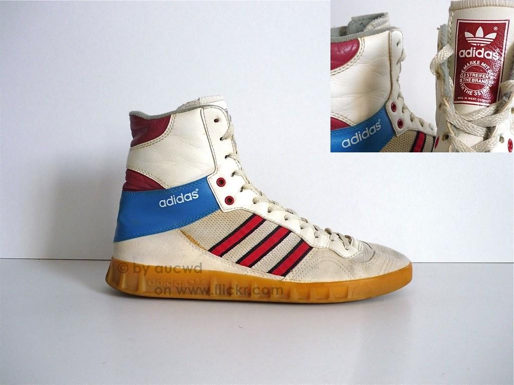 adidas superstar high vintage