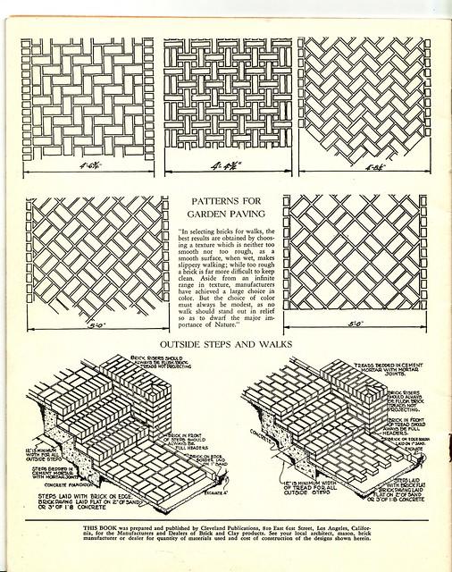 brick paver patterns flickr photo sharing. Black Bedroom Furniture Sets. Home Design Ideas