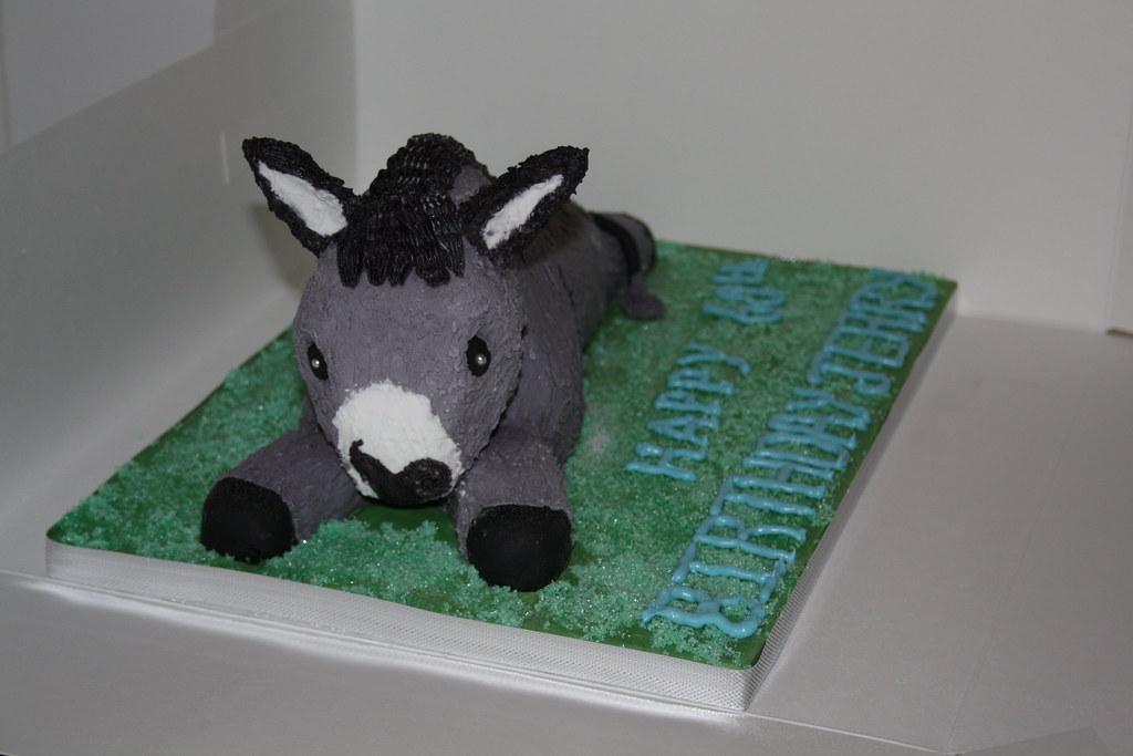 Donkey Cake Pan