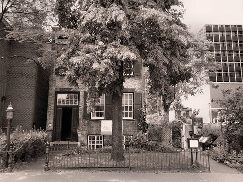 0019 - MacKenzie House in Sepia | by timrothonphotography