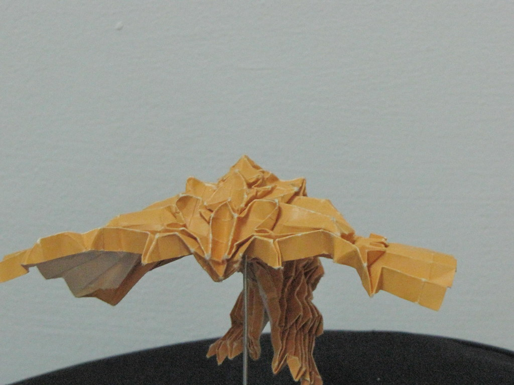 origami eagle origami eagle design roman diaz fold from