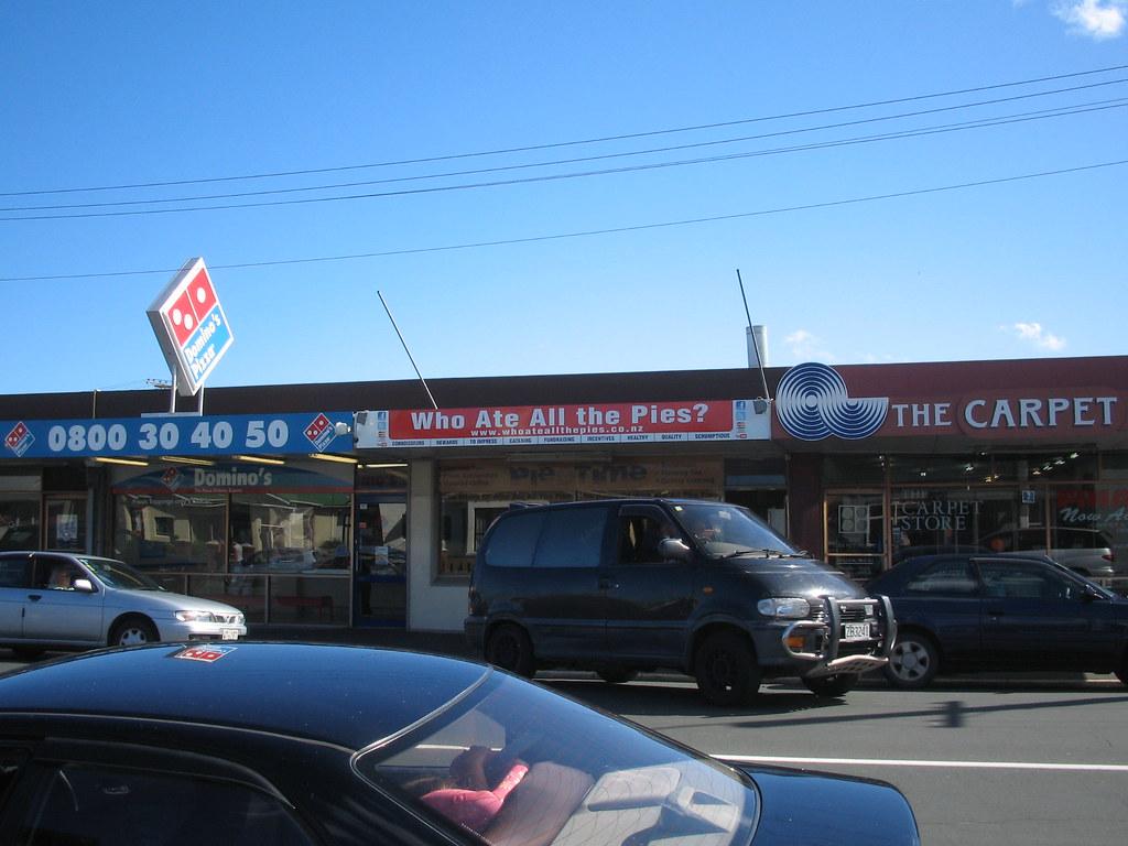 Shop in Dunedin