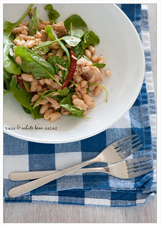 tuna & white bean salad | by jules:stonesoup