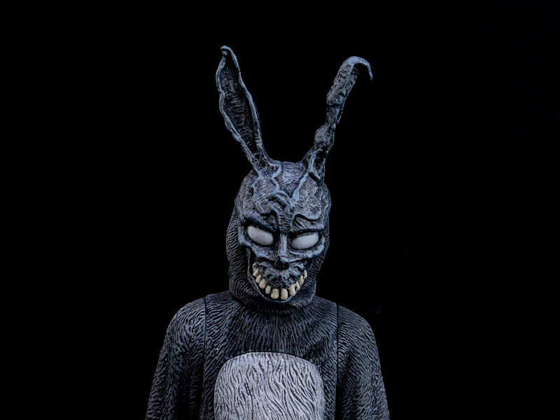 donnie darko frank the bunny from neca 39 s cult classics. Black Bedroom Furniture Sets. Home Design Ideas