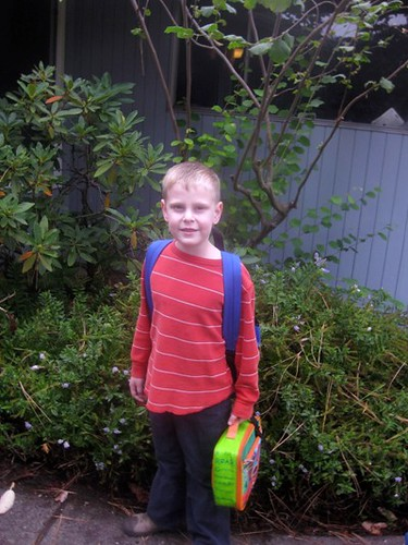 First Day of Kindergarten | by Matthew Baldwin