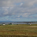 Looking towards Rum and Eigg from Tiree