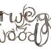 Norwegian Wood typography