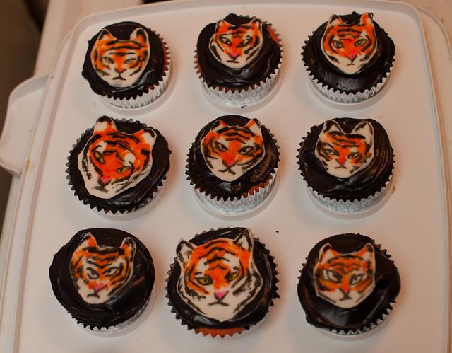 Image Result For Tiger Animal Cake
