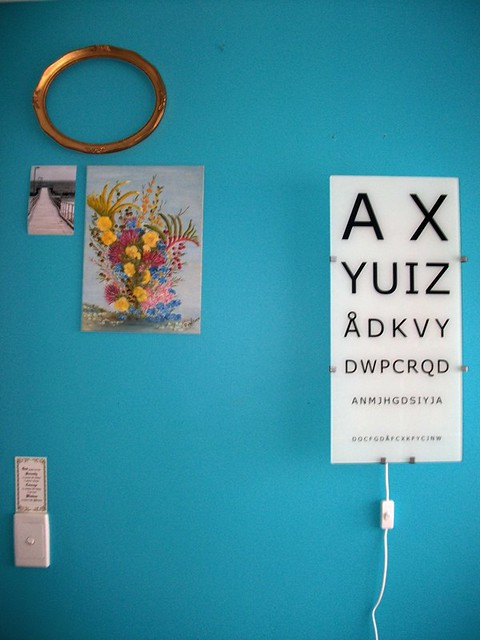 ikea eyechart light gyllen flickr photo sharing. Black Bedroom Furniture Sets. Home Design Ideas