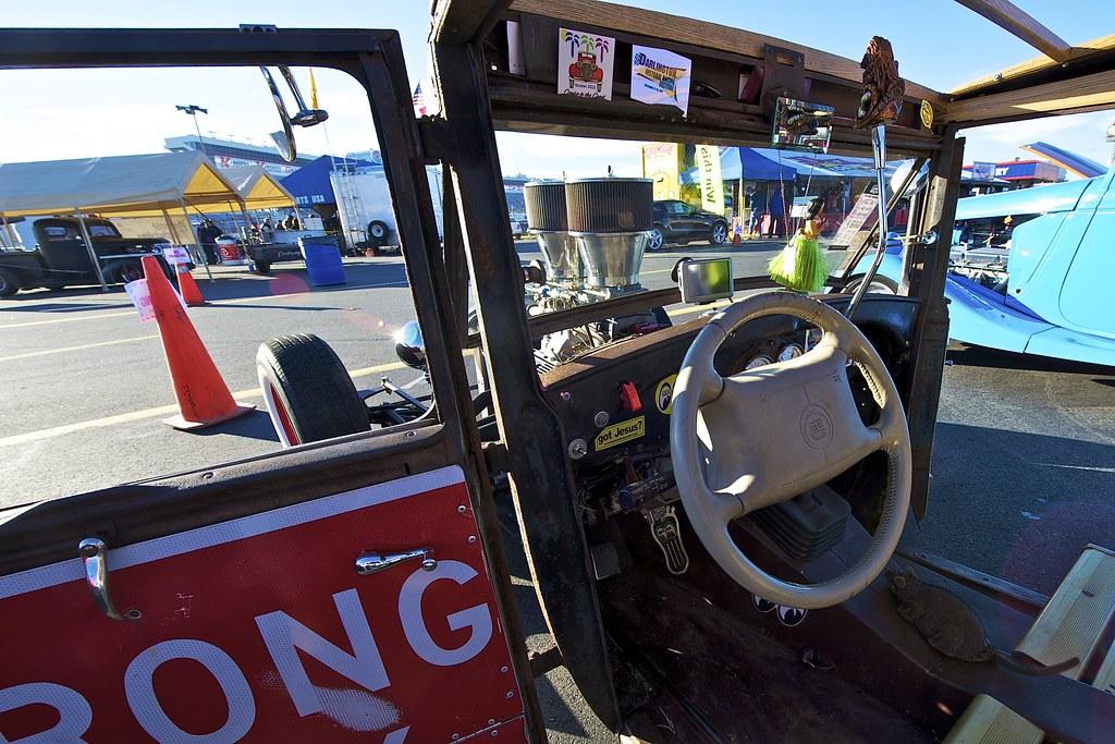 Rat rod interior lowes motor speedway charlotte nc many - Interior design jobs in charlotte nc ...