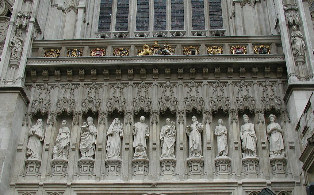 Image result for westminster abbey martyrs