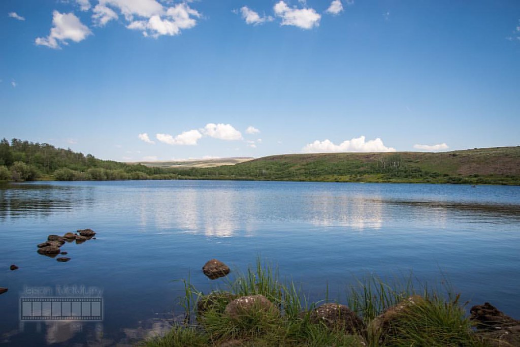 Fish lake in the steens mountains of oregon a great place for Fish lake oregon