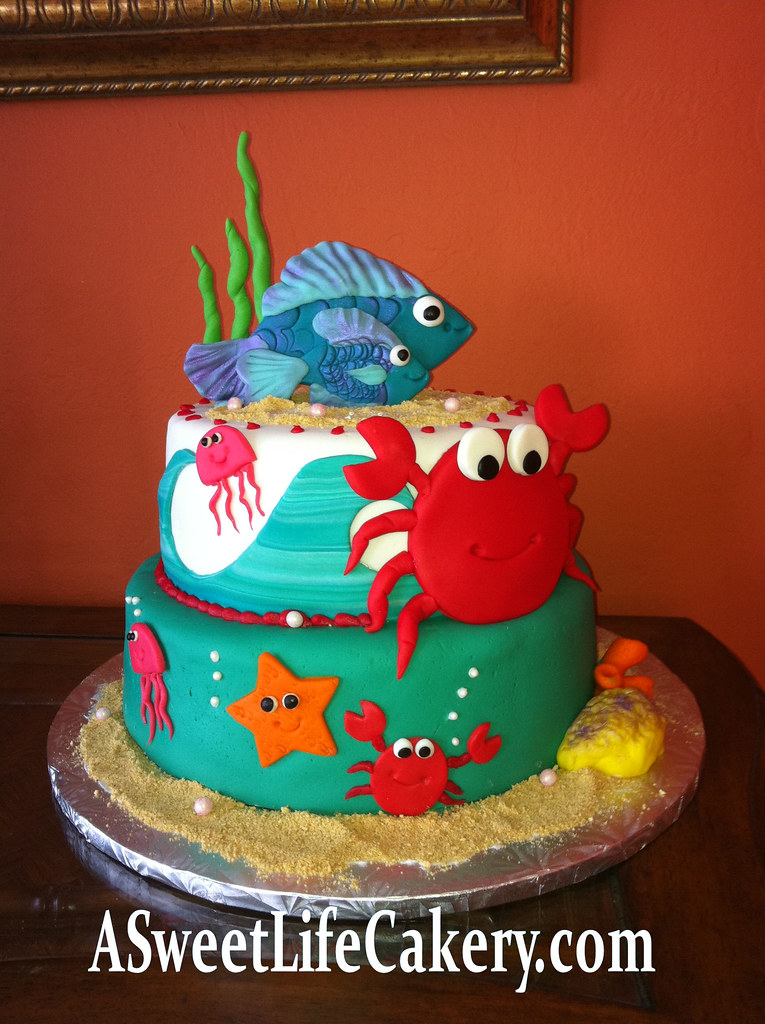 Underthesea Created This Fun Little Under The Sea Theme