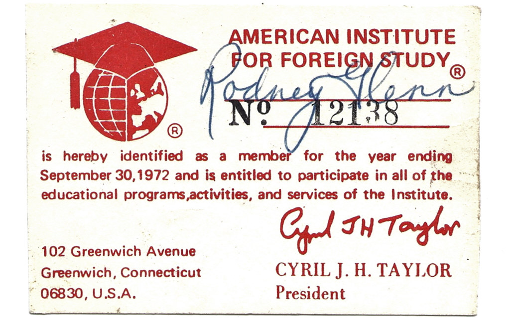 American Institute For Foreign Study Foundation - Request ...