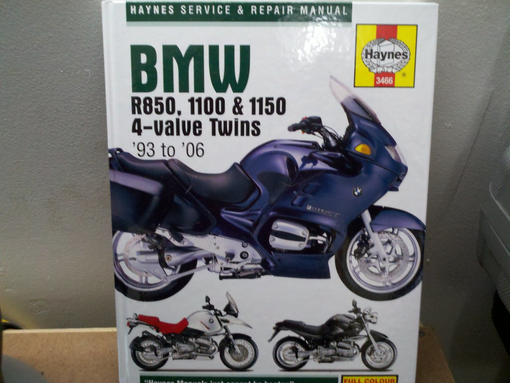 bmw r1150gs service and repair manual chrisluhman flickr. Black Bedroom Furniture Sets. Home Design Ideas