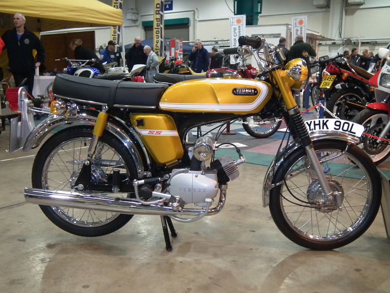 yamaha ss 50cc motorcycle year 1973 11th classic japan flickr. Black Bedroom Furniture Sets. Home Design Ideas