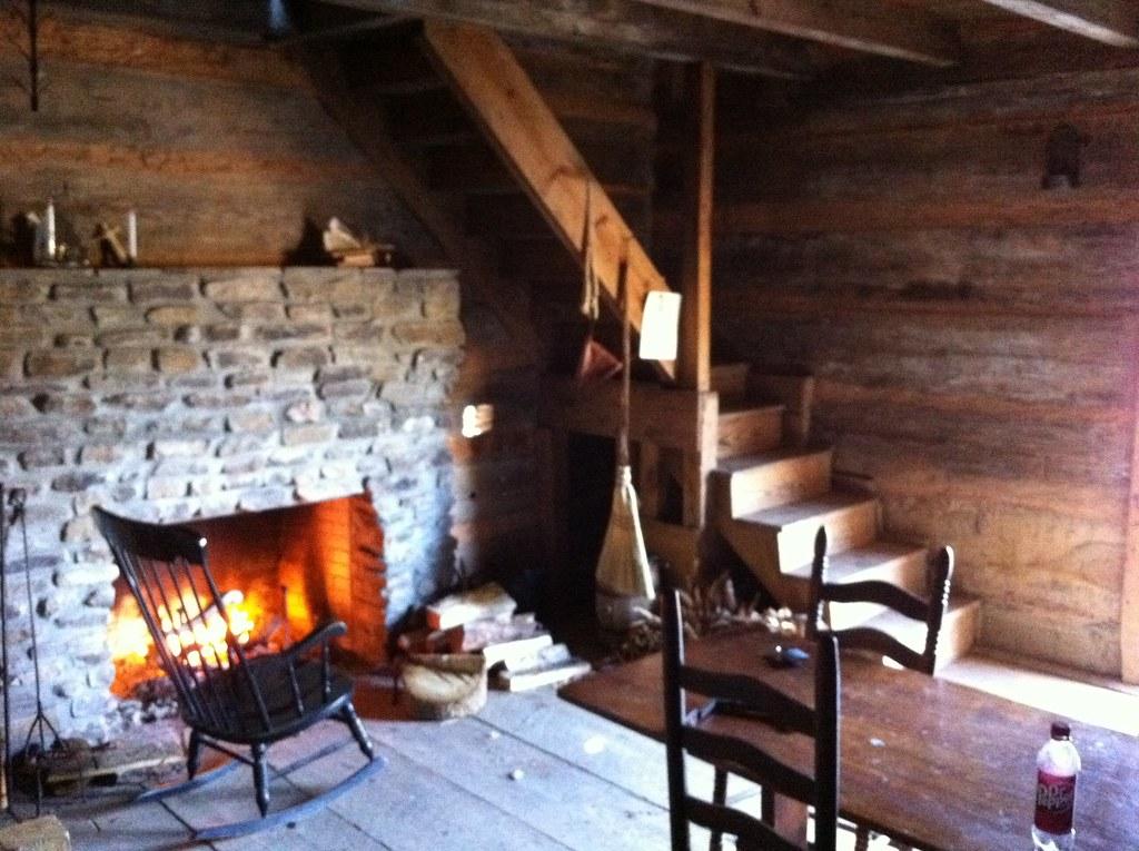 18th Century Cabin Trancemist Flickr