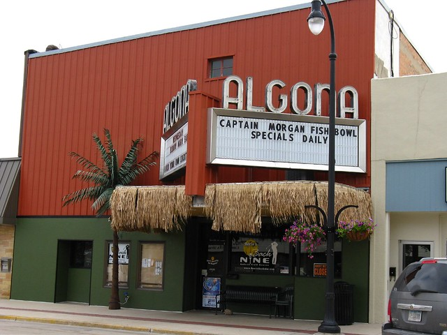 Algona Movie Theater Showings