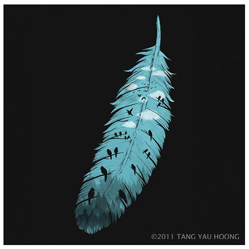 Feather of Life | by TangYauHoong