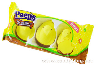 Chocolate Dipped Peeps | by cybele-