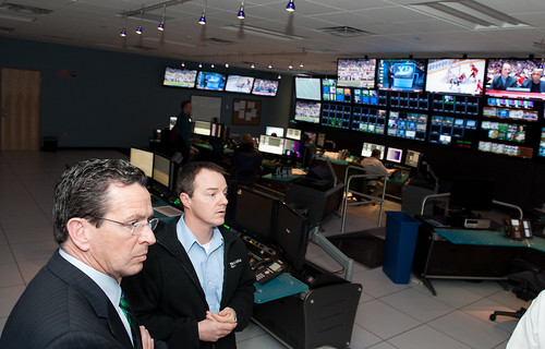 Visit & jobs announcement at ESPN campus in Bristol - March 22, 2011 | Flickr - Photo Sharing!