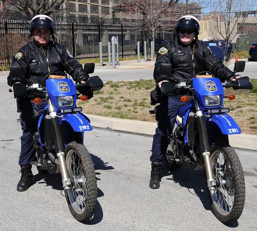 Philadelphia Police Off Road Motorcycle Patrol 9 Flickr