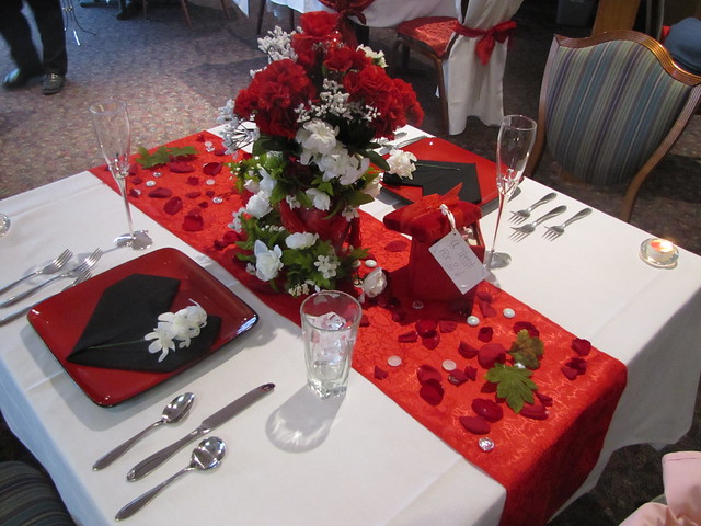 10 Table Settings Valentine 39 S Day Flickr Photo Sharing