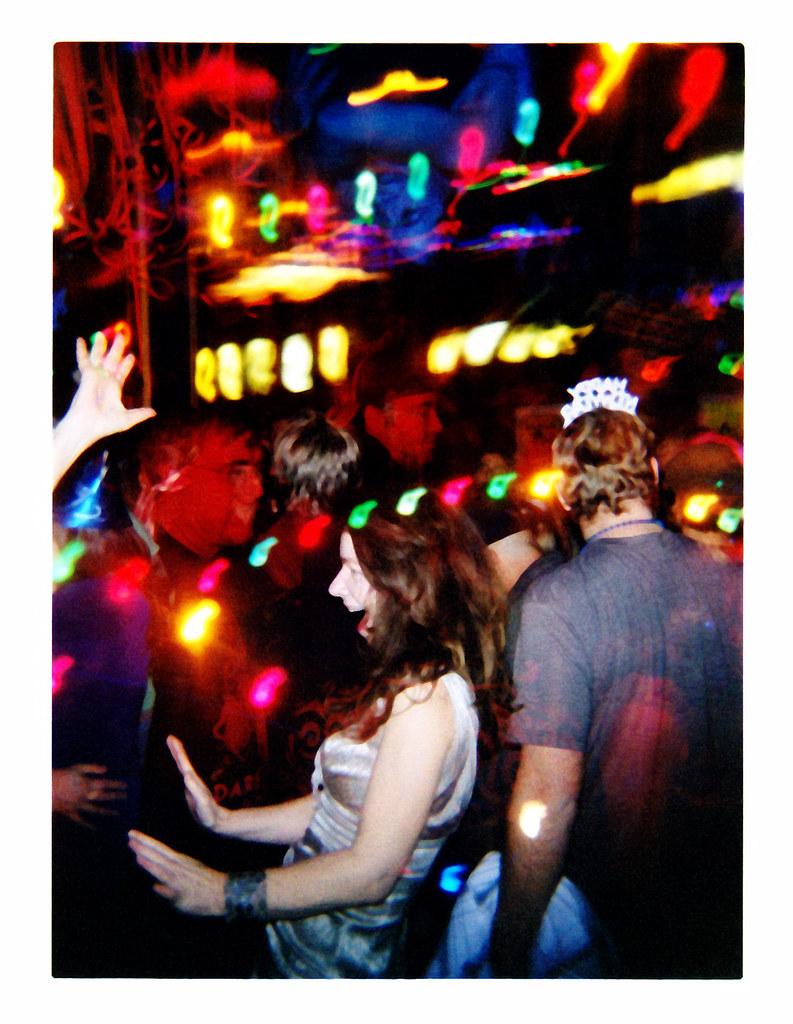 Gravity In The New Year New Year S Eve 2010 2011 At The