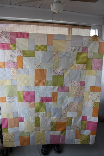 Easy Bake Quilt Top | by s.p.case