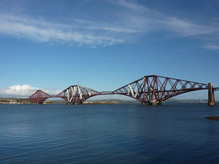 Forth Rail Bridge | by Bods