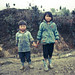 Brother and sister - Hmong Vietnam