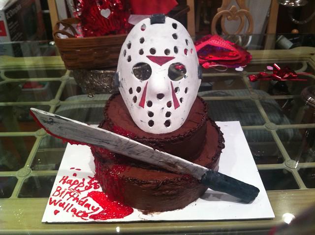 Friday The 13th Birthday Cake Flickr Photo Sharing