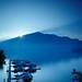 Sunrise at Sun Moon Lake