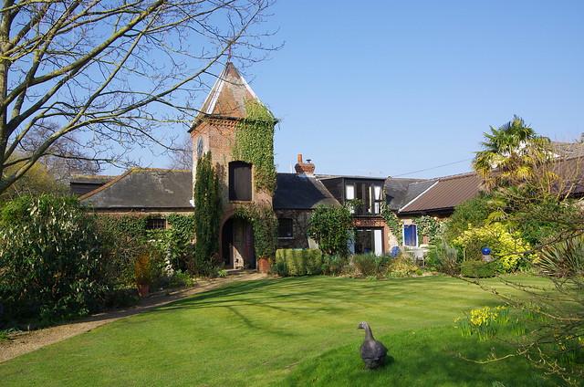 John brookes 39 school of garden design denmans flickr photo sharing - Garden design john brookes ...