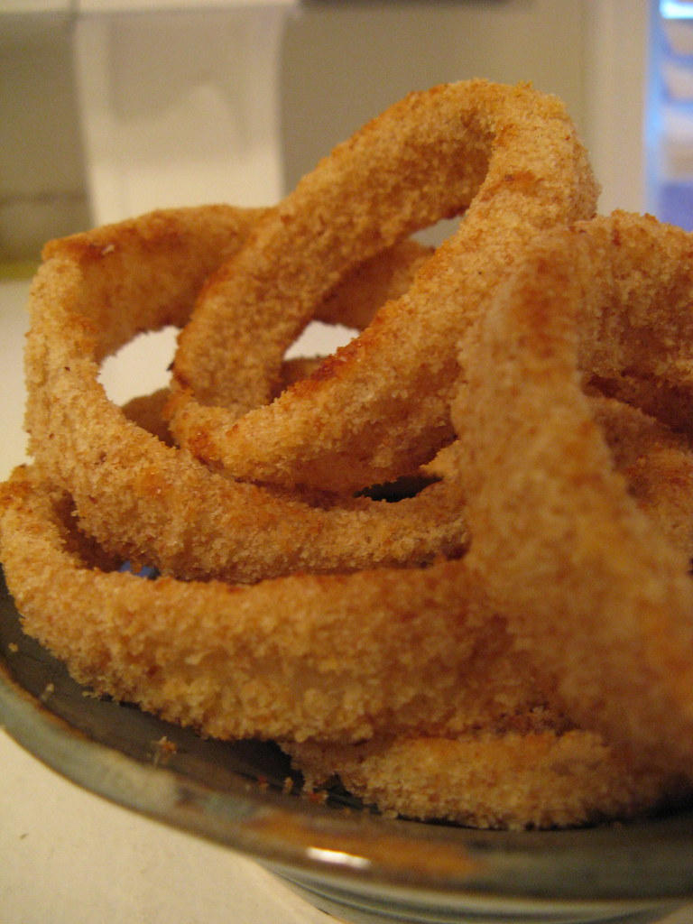 Are Baked Onion Rings Syns In Slimming World