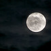 Clouded Supermoon part 2