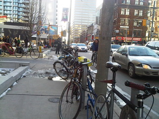 Toronto Bicycle Parking | by James D. Schwartz