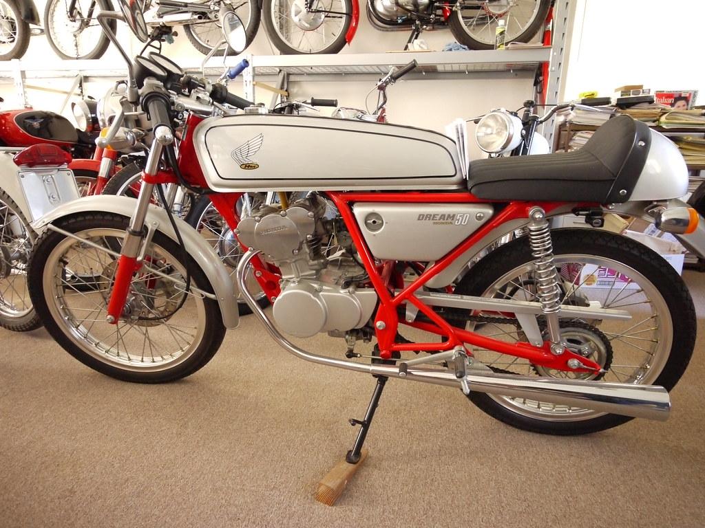 Twin Cam Honda 50cc 14 000 Rpm Craig Howell Flickr
