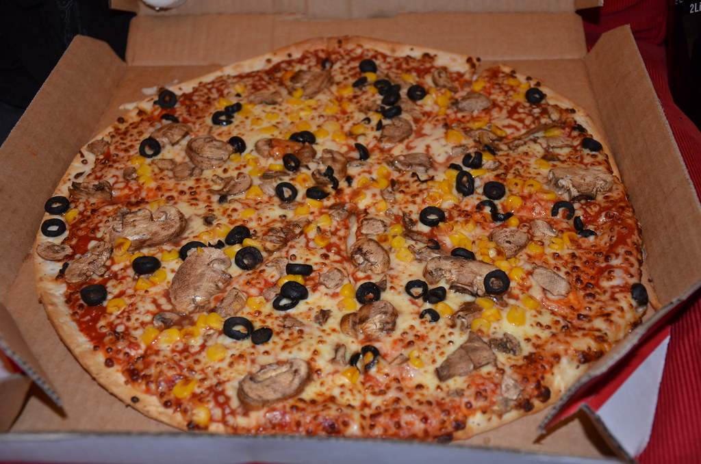 Domino's Double Decadence