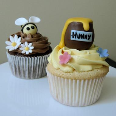 Pooh Cake Decorations