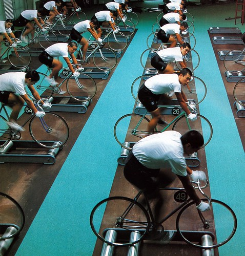 Keirin Training `94 | by Numerius